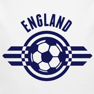 england / three lions badge ii 1c Pullover & Hoodies - Baby Bio-Langarm-Body