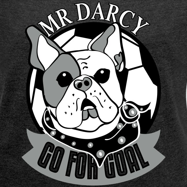Mr Darcy GO FOR GOAL Damen Boyfriend