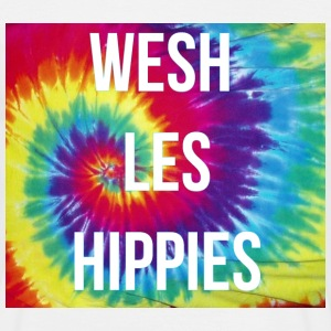 Wesh Les Hippies - T-shirt Homme