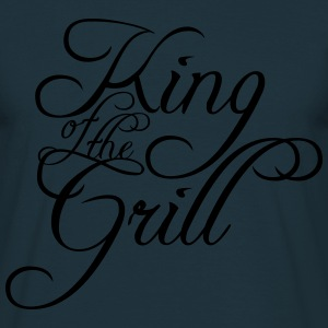 Roi du Grill Chef Tee shirts - T-shirt Homme