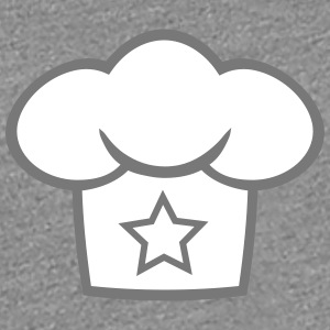 Head Chef's hat star logo T-Shirts - Women's Premium T-Shirt