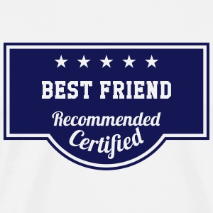 Best Friend Tee shirts - T-shirt Premium Homme