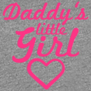 Daddys little Girl T-Shirts - Frauen Premium T-Shirt