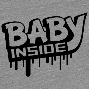 Baby Inside Graffiti T-Shirts - Frauen Premium T-Shirt
