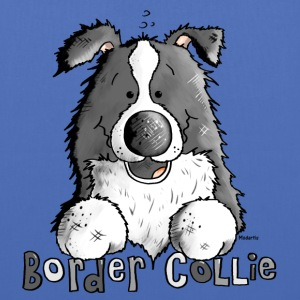 Sweet Border Collie - Dog  Bags & Backpacks - Tote Bag