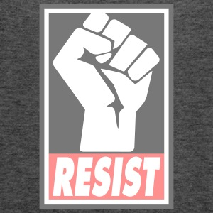RESIST Tops - Women's Tank Top by Bella