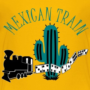 Mexican Train T-Shirts - Teenager Premium T-Shirt