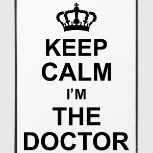 keep_calm_im_the_doctor_g1 Custodie per cellulari & tablet - Custodia rigida per iPhone 4/4s