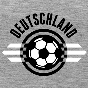 deutschland Fußbal / germany  / duitsland badge II Tops - Frauen Premium Tank Top