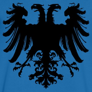 Holy Roman Empire Eagle T-Shirts - Men's V-Neck T-Shirt