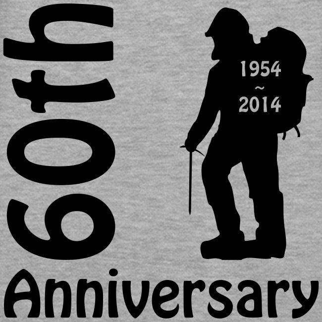 Women's Hoodie 60th Mountaineer LF