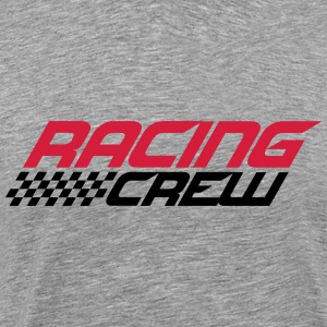 Cool Racing Crew Design T-Shirts - Männer Premium T-Shirt