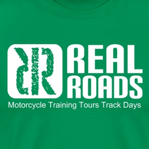 RealRoads Casual T shirt - Men's Premium T-Shirt