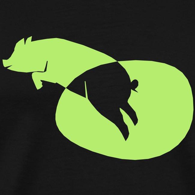 Schwein Vektor