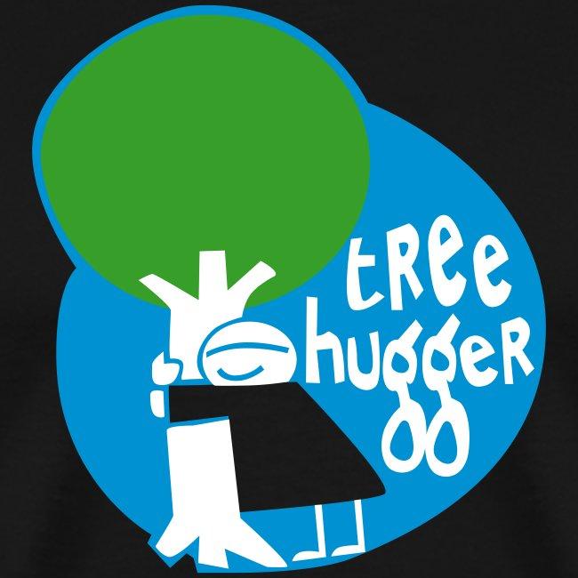 Treehugger Vektor