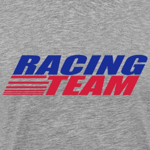 Racing Team T-Shirts - Männer Premium T-Shirt
