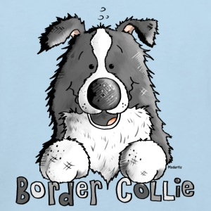 Sweet Border Collie - Dog  Shirts - Kids' Organic T-shirt