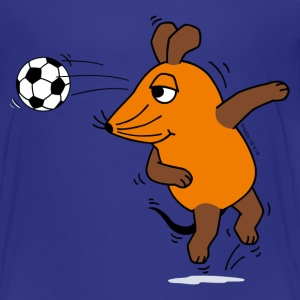 Kindershirt - Maus Kopfball - Kinder Premium T-Shirt