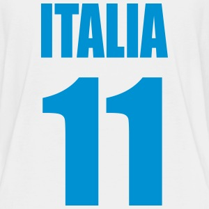 ITALIA Shirts - Teenage Premium T-Shirt