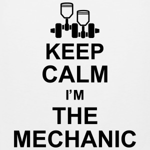 keep_calm_im_the_mechanic_g1 Canotte - Canotta premium da uomo