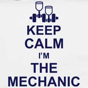 keep_calm_im_the_mechanic_g1 Tasker & rygsække - Skuldertaske
