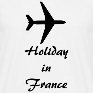 Holiday in France T-Shirts - Männer T-Shirt
