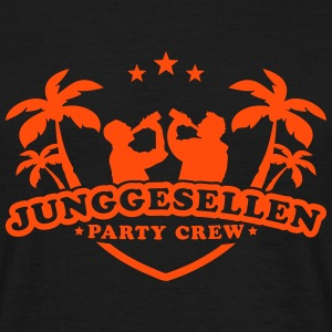 JGA Party Crew T-Shirts - Männer T-Shirt