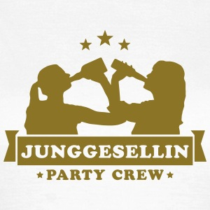 Junggesellin Party Crew T-Shirts - Frauen T-Shirt