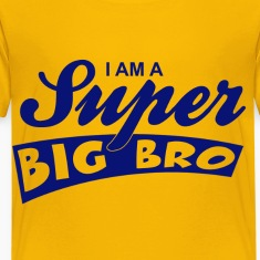 Super Big Brother T Shirt