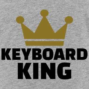 Keyboard King T-Shirts - Kinder Premium T-Shirt
