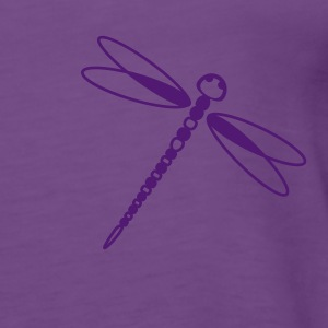 dragonfly Topper - Premium singlet for kvinner