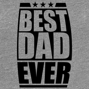 Best Dad Ever Cool Logo Design T-Shirts - Frauen Premium T-Shirt