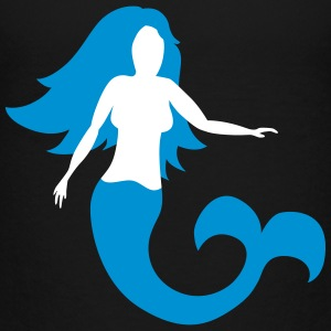 mermaid havfrue Skjorter - Premium T-skjorte for barn