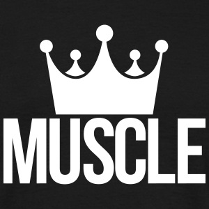 muscle king T-Shirts - Men's T-Shirt