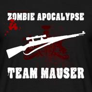 Motiv ~ Zombie Apocalypse Team Mauser
