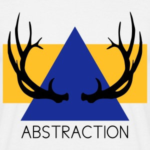 Abstraction T-Shirts - Men's T-Shirt