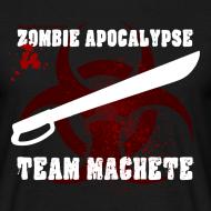 Motiv ~ Zombie Apocalypse Team Machete