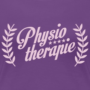 physiotherapie highschool tshirt T-Shirts - Frauen Premium T-Shirt