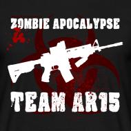 Motiv ~ Zombie Apocalypse Team AR15