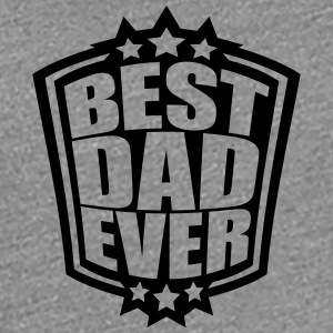 Cool Best Dad Ever Design T-Shirts - Women's Premium T-Shirt