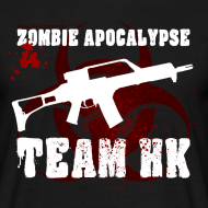Motiv ~ Zombie Apocalypse Team H&K