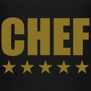Chef T-shirts - Teenager premium T-shirt