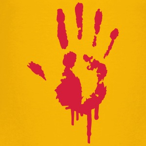 A handprint Graffiti  Shirts - Kids' Premium T-Shirt