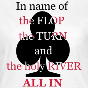Holy River T-Shirts - Frauen T-Shirt