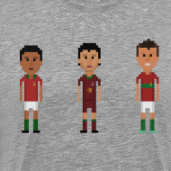 Design ~ Men T-Shirt - Portuguese legends
