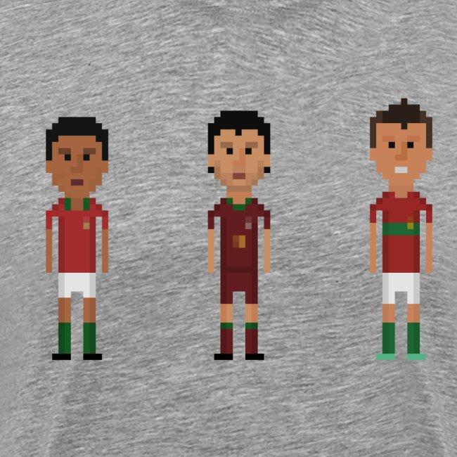Men T-Shirt - Portuguese legends