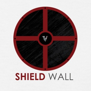 Vikings Shield Wall - T-shirt Homme
