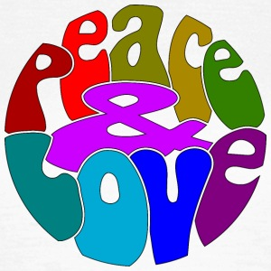 Peace Love_N2 T-shirts - Vrouwen T-shirt