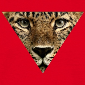 tigre rouge - T-shirt Homme