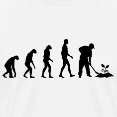 Evolution Gardening T-Shirts